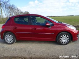 peugeot 207 vehicules voitures charente-maritime