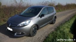 renault scenic 3 1,5dci 110 energy eco bose vehicules voitures ain