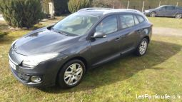 renault mégane iii break business eco2  vehicules voitures gironde