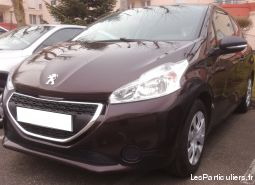 peugeot 208 1.0 vti 70 access vehicules voitures yvelines