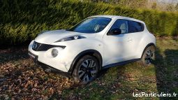 nissan juke 1.5 dci 110 connect edition vehicules voitures yvelines
