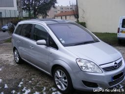 opel zafira 1.7 cdti 125cv édition 7 places vehicules voitures loire