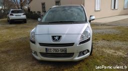 peugeot 5008 vehicules voitures charente