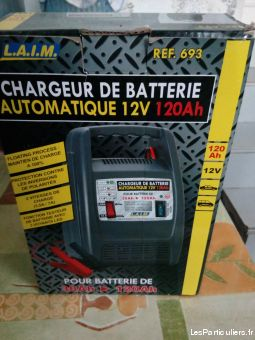 Chargeur neuf voiture