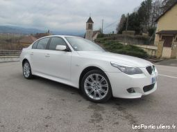 bmw 530xd pack m vehicules voitures isère