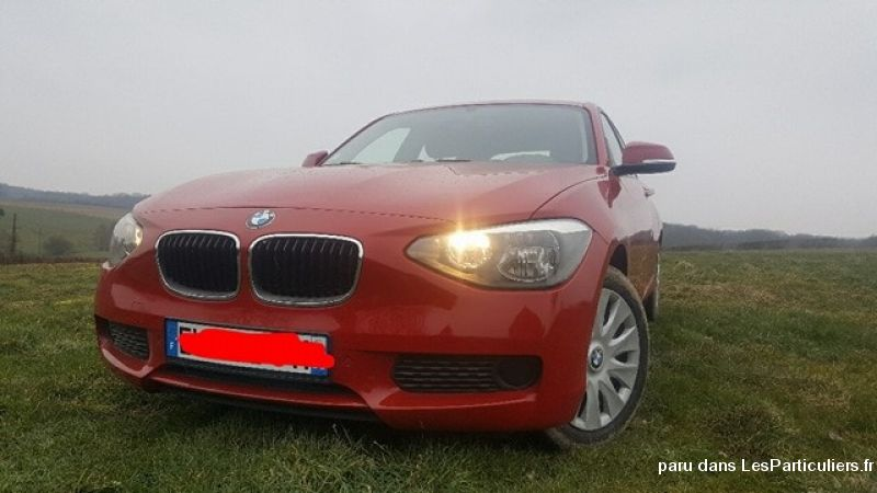 bmw 116d f20 vehicules voitures nord