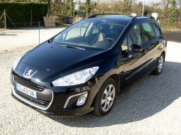 peugeot 308 sw 1. 6 hdi92 fap access 2013  80600 km vehicules voitures charente-maritime