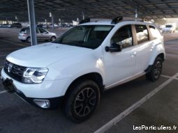 duster black touch 2017 vehicules voitures seine-maritime