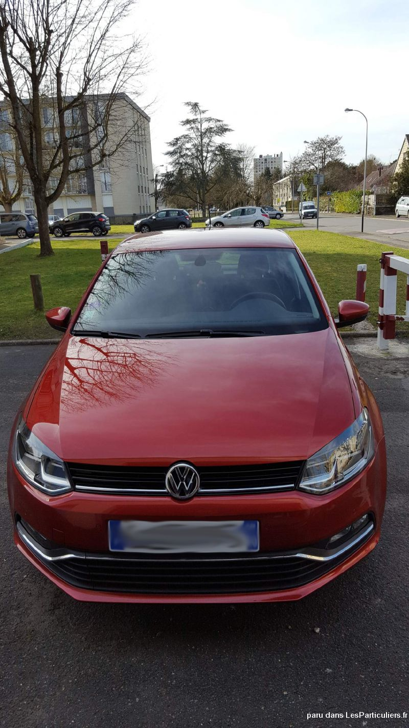 polo volkswagen vehicules voitures oise