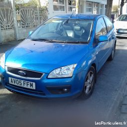 ford focus 1.8l annee 2005 voiture anglaise vehicules voitures seine-et-marne