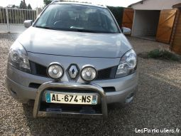 koleos exception vehicules voitures allier