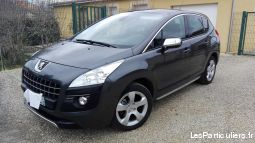 peugeot 3008 1.6 hdi115 fap style ii, gris shark vehicules voitures dordogne