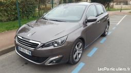 peugeot 308 e-hdi 115 allure vehicules voitures val-d'oise