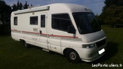 camping car mercedes benz vehicules caravanes camping car val-d'oise