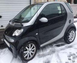 smart  fortwo coupe 61 vehicules voitures meurthe-et-moselle