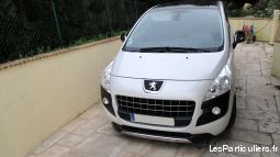 3008 suv peugeot vehicules voitures yvelines