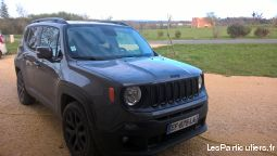 jeep renegade 1.6 multijet s&s 120ch brooklyn edit vehicules voitures dordogne