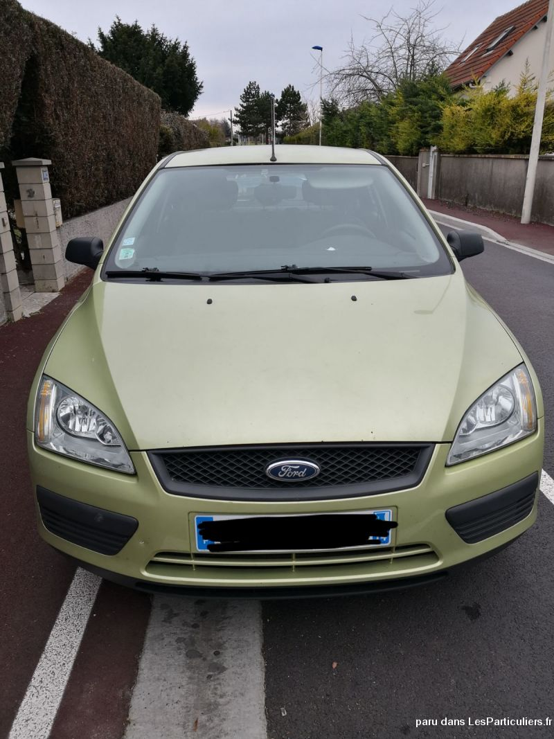 ford focus 1.6l tdci 90chvx vehicules voitures calvados