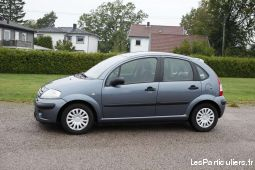 citroën c3 2004 vehicules voitures nord