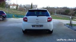 DS3 1. 6 HDI 110 CV SPORT CHIC