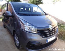 renault trafic 3 - l1 - intens - 125ch - 8 places vehicules voitures var