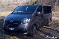 Renault Trafic 3 - L1 - Intens - 125Ch - 8 places