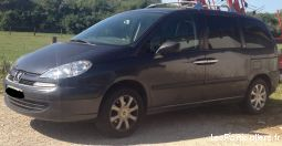 peugeot 807 vehicules voitures meurthe-et-moselle