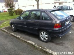 opel astra vehicules voitures indre-et-loire