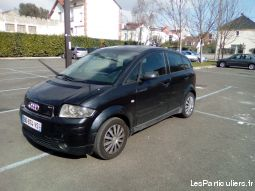 audi a2 1, 4l tdi vehicules voitures val-d'oise
