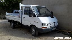 camion benne 4 / 4 trafic vehicules utilitaires gard