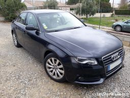 audi a4 2.0 tdi 143 dpf ambition luxe vehicules voitures aude