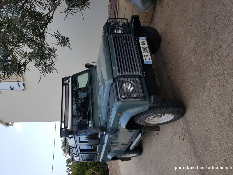 land rover defender td4 110sw vehicules voitures corse