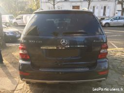 MERCEDES ML II  300 CDI 4MATIC BA