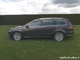 volkswagen passat sw 1.6 tdi bluemotion technology vehicules voitures nord