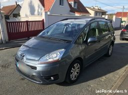 c4 grand picasso 1.6 hdi fap 16v 110 ch vehicules voitures val-d'oise