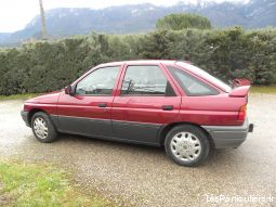 ford escort vehicules voitures aude