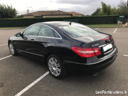 mercedes classe e coupe 350 cdi vehicules voitures tarn-et-garonne