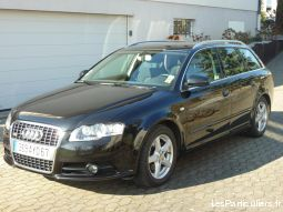 audi a4 avant 2. 0 tdi 140 dpf s line vehicules voitures bas-rhin