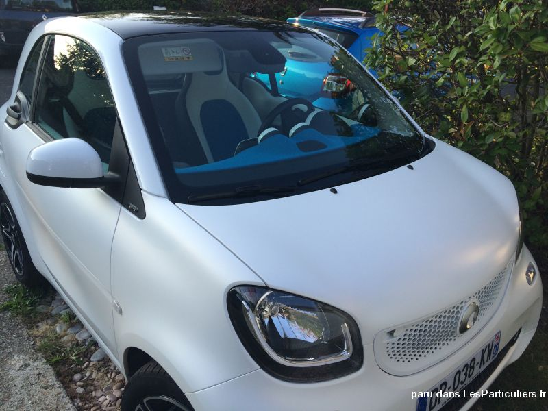 SMART FORTWO III 1.0 71 PROXY Vehicules Voitures Val-d'Oise