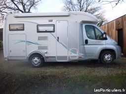 camping-car chausson welcome sw 60 sir fiat ducato vehicules caravanes camping car morbihan