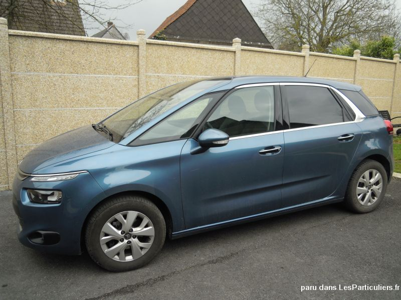 citroën c4 picasso hdi vehicules voitures somme