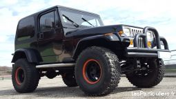 jeep wrangler monster vehicules voitures bas-rhin