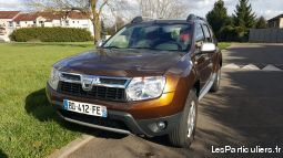 dacia duster - lauréate - 85 cv - nov 2010 vehicules voitures moselle