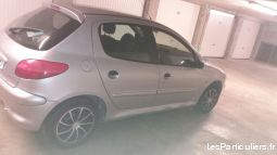 peugeot  206  vehicules voitures ain