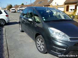citroën c4 picasso  e-hdi 110 exclusive vehicules voitures nord