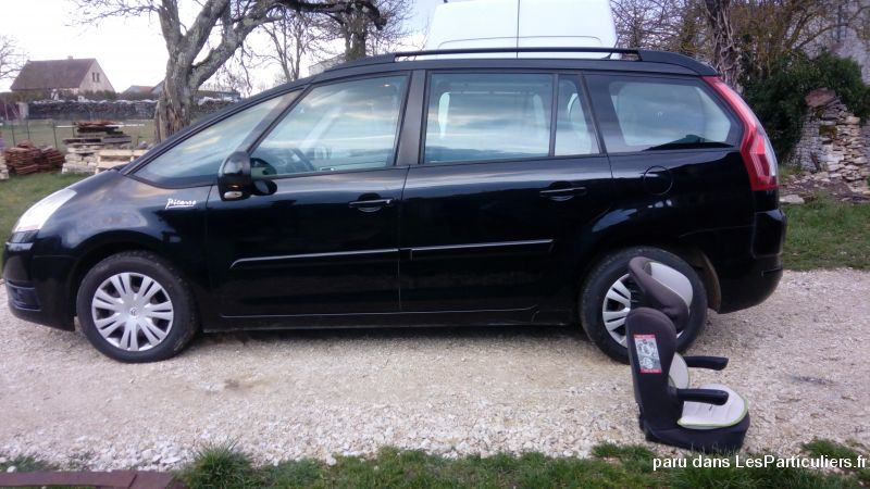 citroën c4 grand picasso 1.6 hdi fap 16v 110 cv vehicules voitures côte-d'or