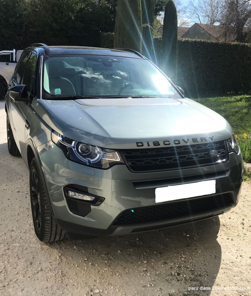 discovery sport 150ch vehicules voitures bouches-du-rhône