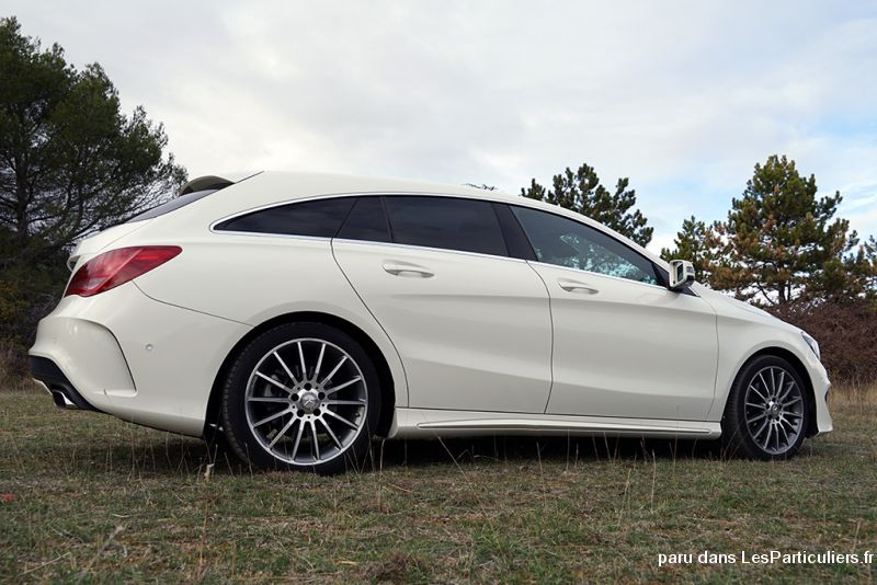 CLA SHOOTING BRAKE 250 7G-DCT AMG Line - Pack Exc.  Vehicules Voitures Gard