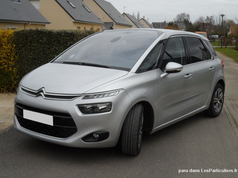 c4 picasso blue hdi 150ch intensive vehicules voitures calvados