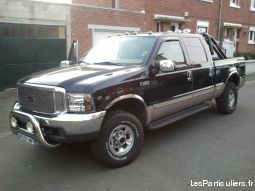 pic up f 250  v10 vehicules voitures nord
